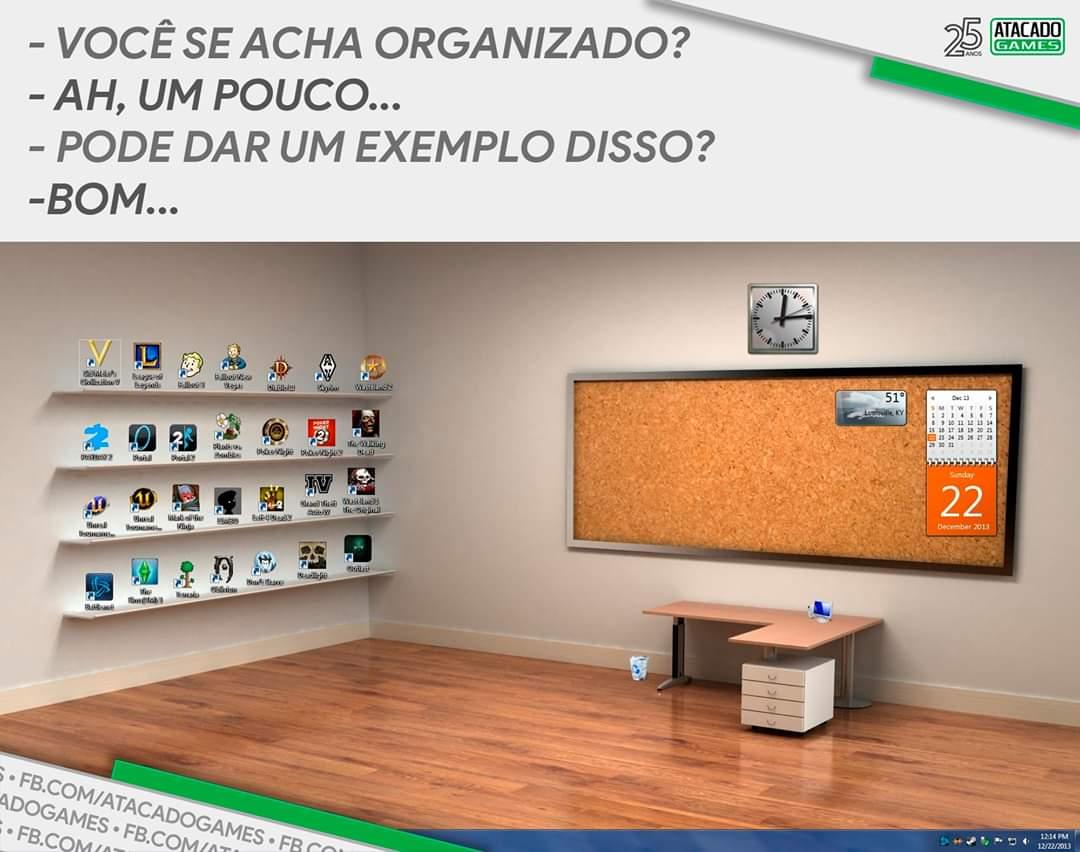 exemplo de organizacao