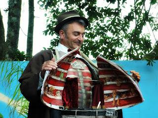 Gran Teatro Dentro – Fausto Barile - 10. Cigarro Aparece na Barriga