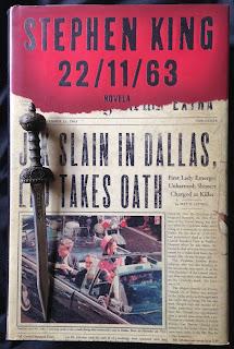 Portada del libro 22/11/63, de Stephen King