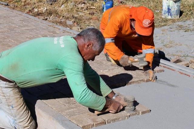 Anápolis: Prefeitura reaproveita materiais da construção civil