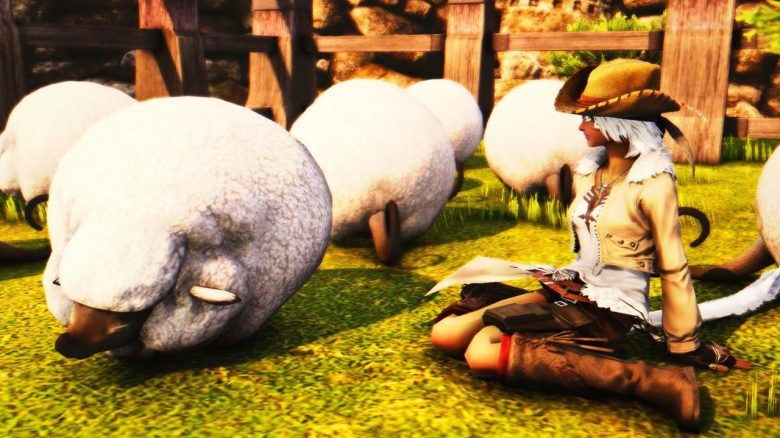 Final Fantasy XIV Endwalker gives you your own island like in Animal Crossing