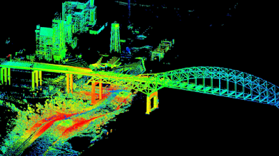 LiDAR in Civil Engineering
