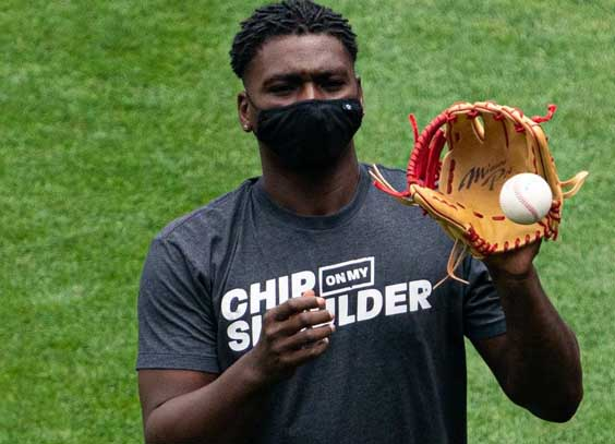 Didi Gregorius says he's comfortable wearing a mask