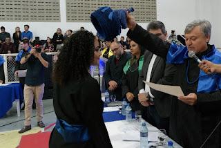 Campus Cuité da UFCG realiza Cerimônia de Colação de Grau 2019.2 nesta terça (4)