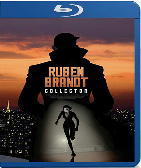 Ruben Brandt, Collector [2018] [BD25] [Latino]