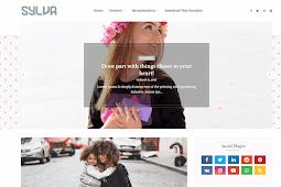 Sylva Blogger Template