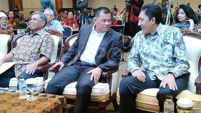 Gerindra: Prabowo Sudah Temui Gatot Bahas Tim Pemenangan