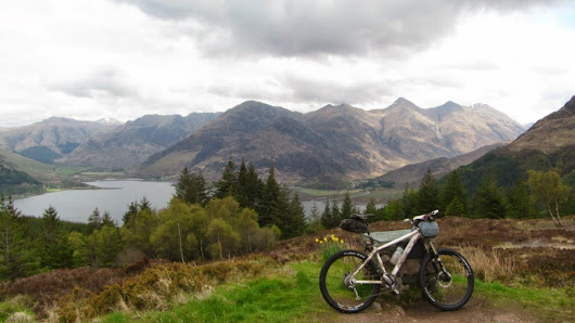 Glenfinnan to Cape Wrath Part 2: Glen Shiel, The Falls of Glomach and Torridon