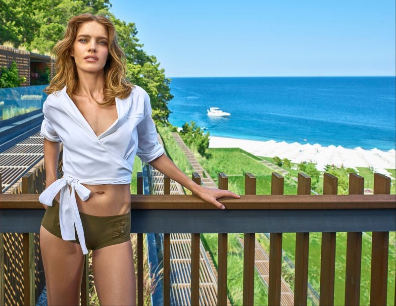 Maxx Royal Resorts 2020 Campaign starring Natalia Vodianova