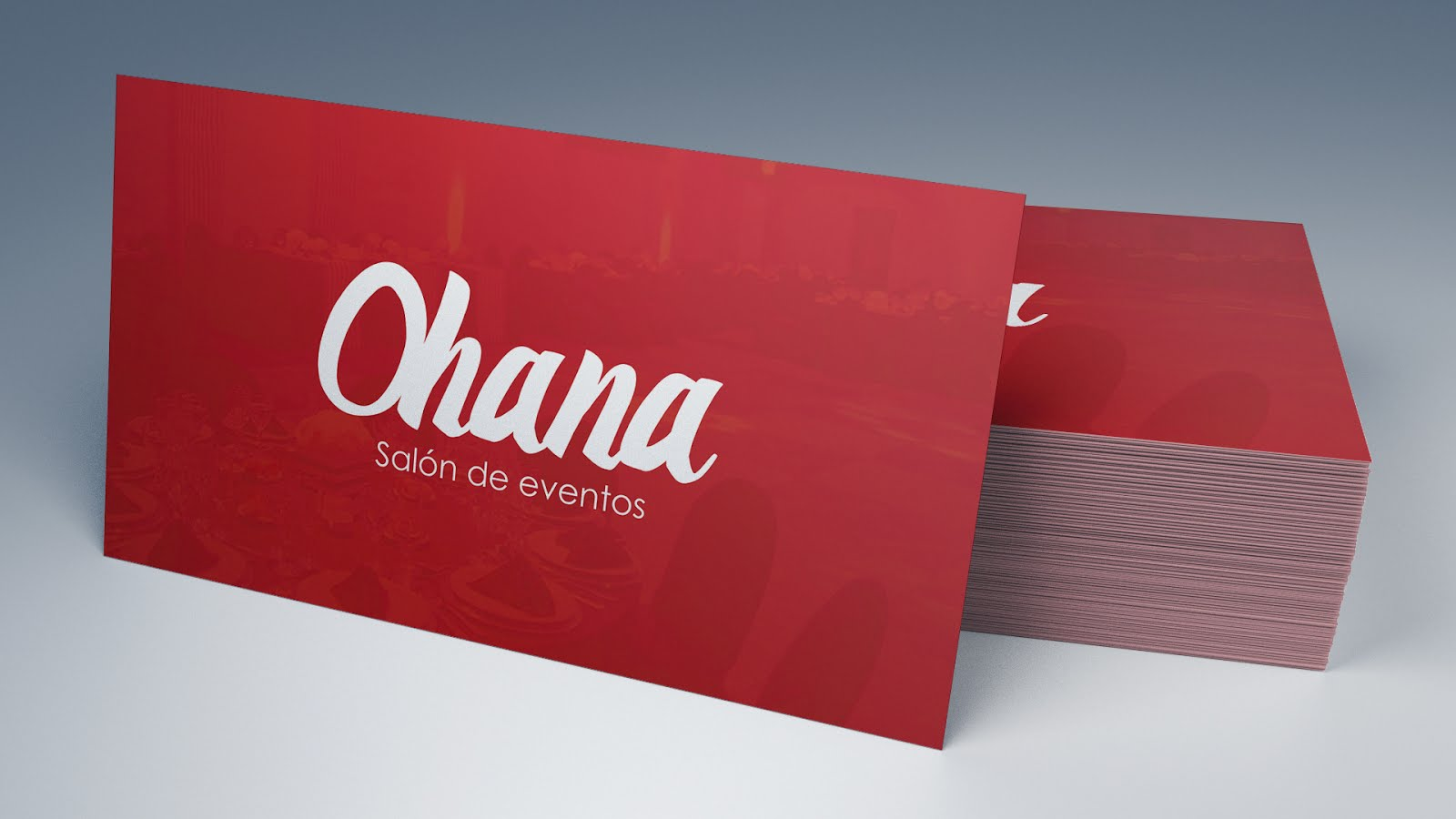 Tarjetas Personales - Ohana