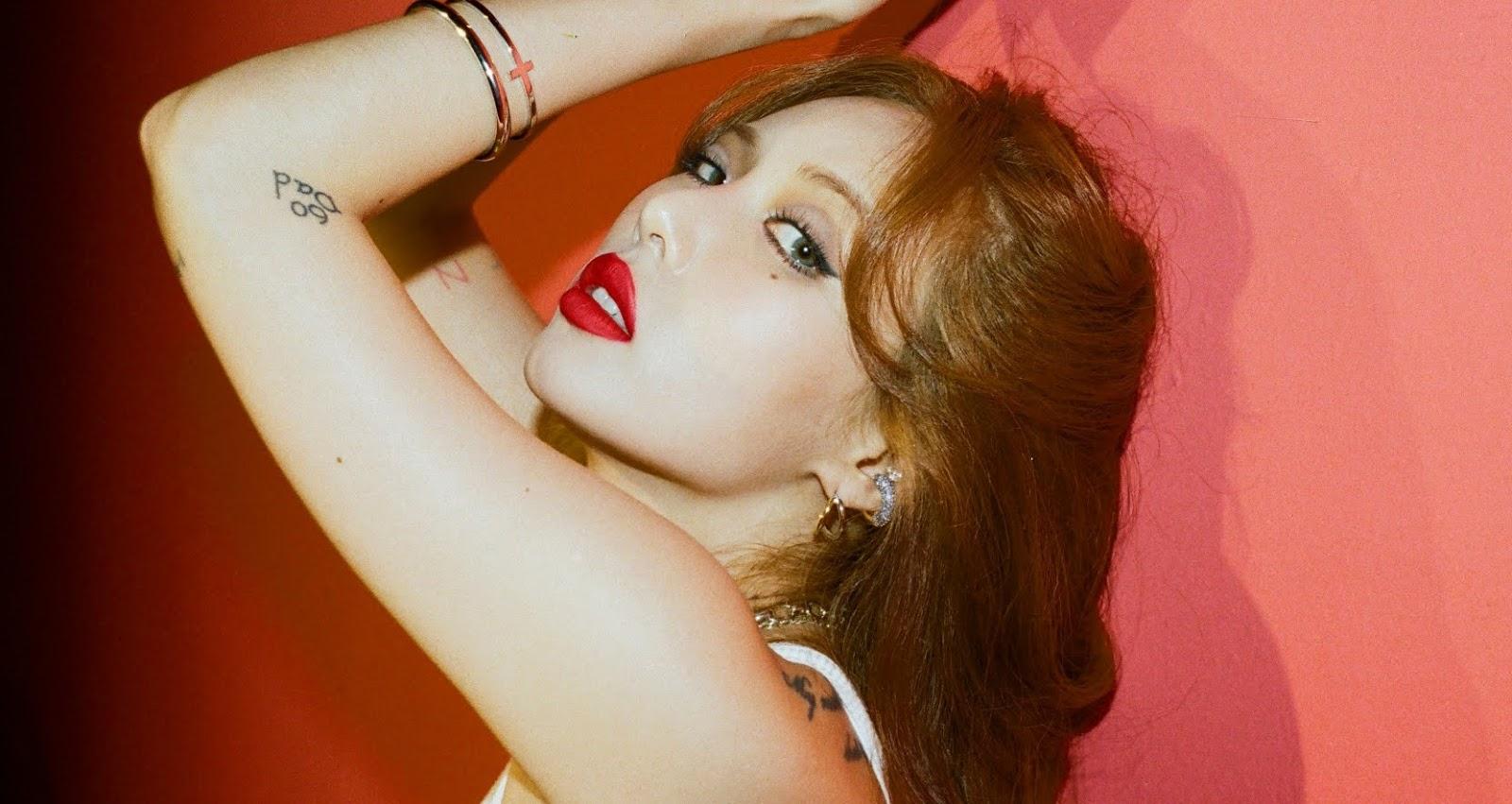 comeback hyuna enero
