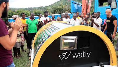 proyecto Watly