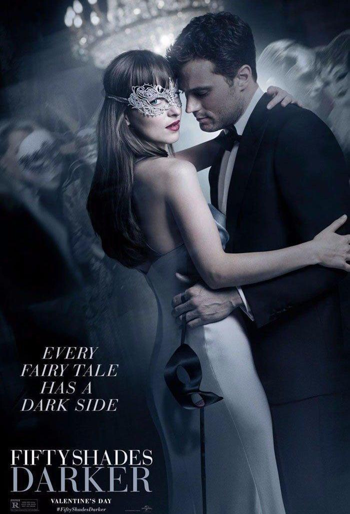 Fifty Shades Darker [2017] [DVD9] [NTSC] [Latino] [Unrated]