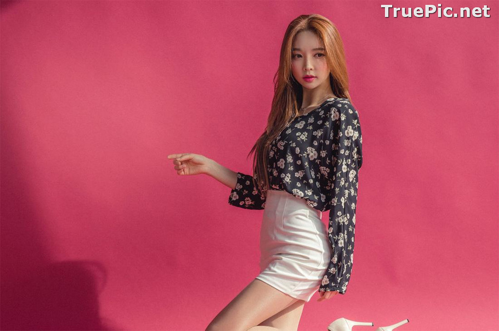 Image Korean Beautiful Model – Park Soo Yeon – Fashion Photography #9 - TruePic.net - Picture-7