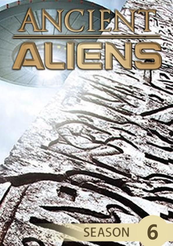Alienigenas Ancestrales Temporada 6 Dual Castellano/Ingles 720p