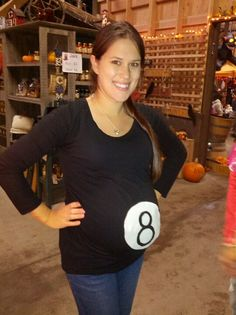 Wrecking Ball Pregnancy Costume
