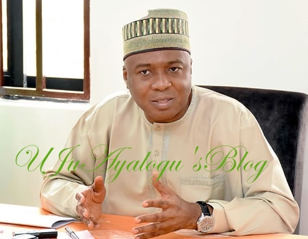 Saraki Agrees To Meet SERAP Over Lawmakers' N29m Monthly Pay