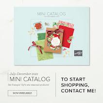July-December Mini Catalog