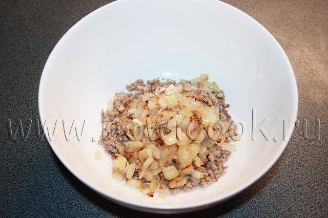 рецепт картофельных котлет с мясом с пошаговыми фото