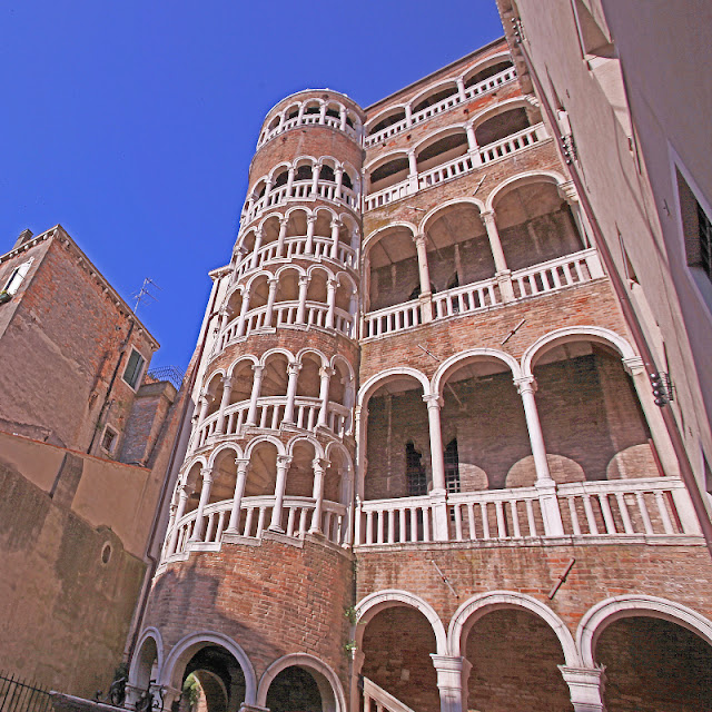 Palazzo Contarini del Bovolo in Venice reopens with  It s Forever