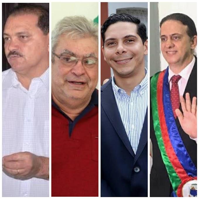 BASTIDORES - Após Rubão romper com os Coutinhos em Matões, Paulo Marinho Jr poderá se lançar a prefeito contra Fábio Gentil em Caxias