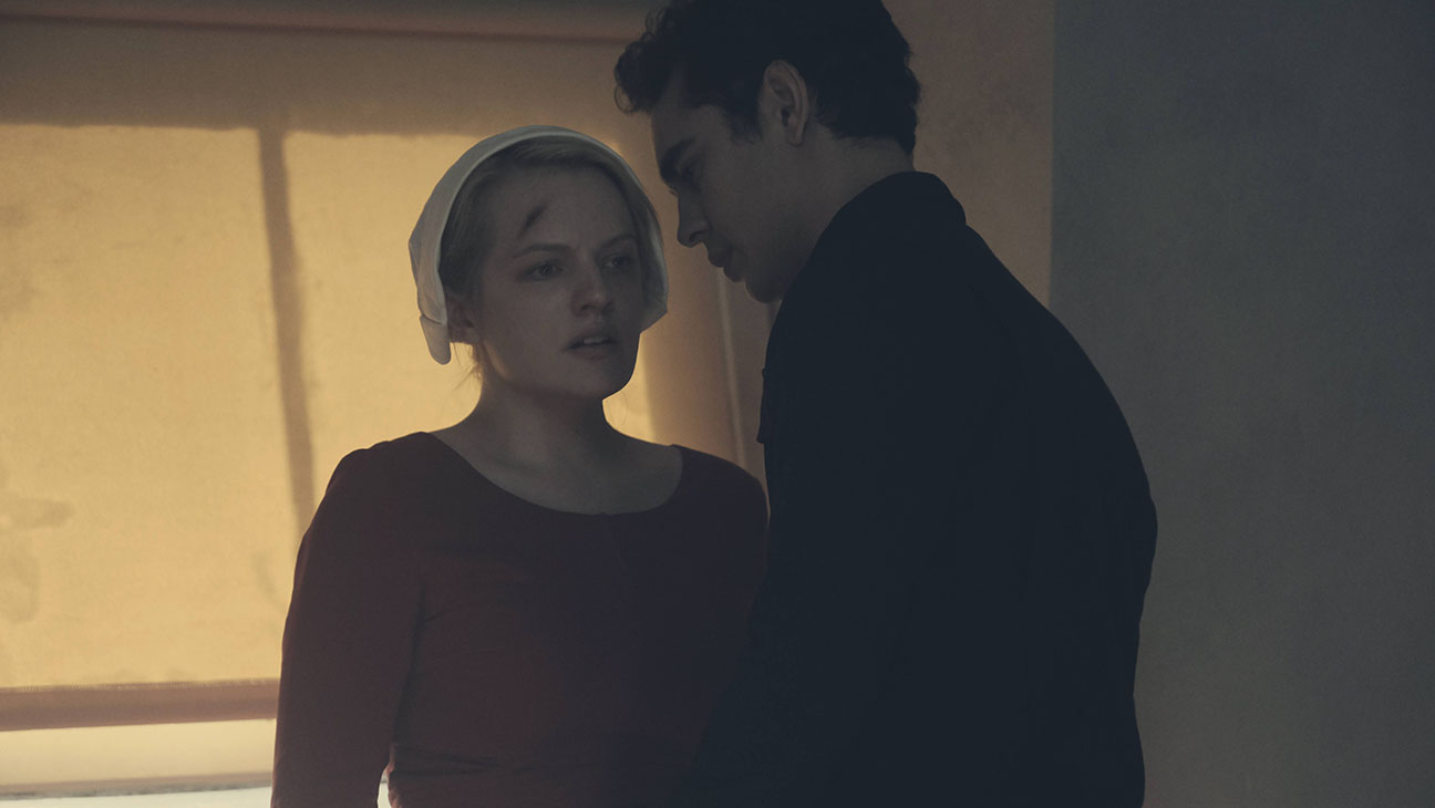 June y Nick (The Handmaid's Tale)