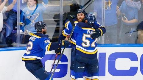 NHL: O`Reilly vezérletével támadt fel a St. Louis