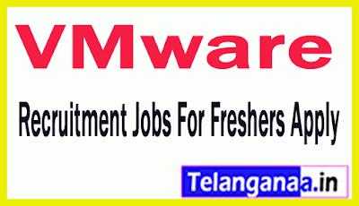 VMware Recruitment Jobs For Freshers Apply