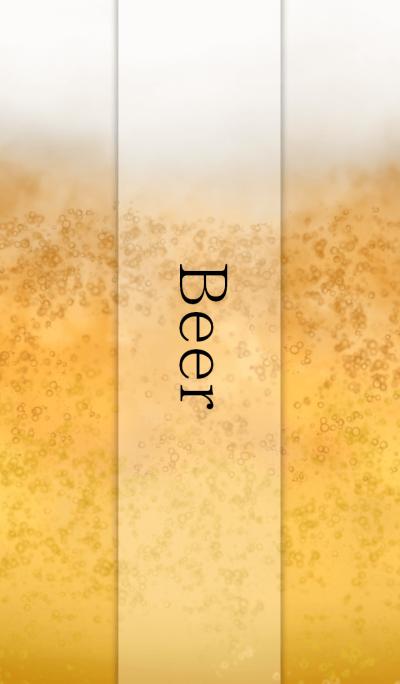 Creamy Beer