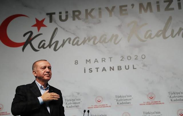 Η Ευρώπη υποκρίνεται ότι δεν καταλαβαίνει τι κάνει ο Ερντογάν