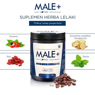Male+ Coffee