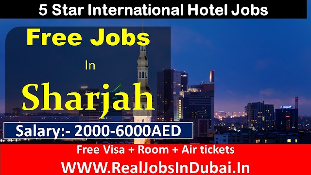 The ACT Hotel Sharjah Jobs In UAE - 2021
