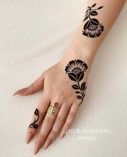 Henna new Mehndi  design