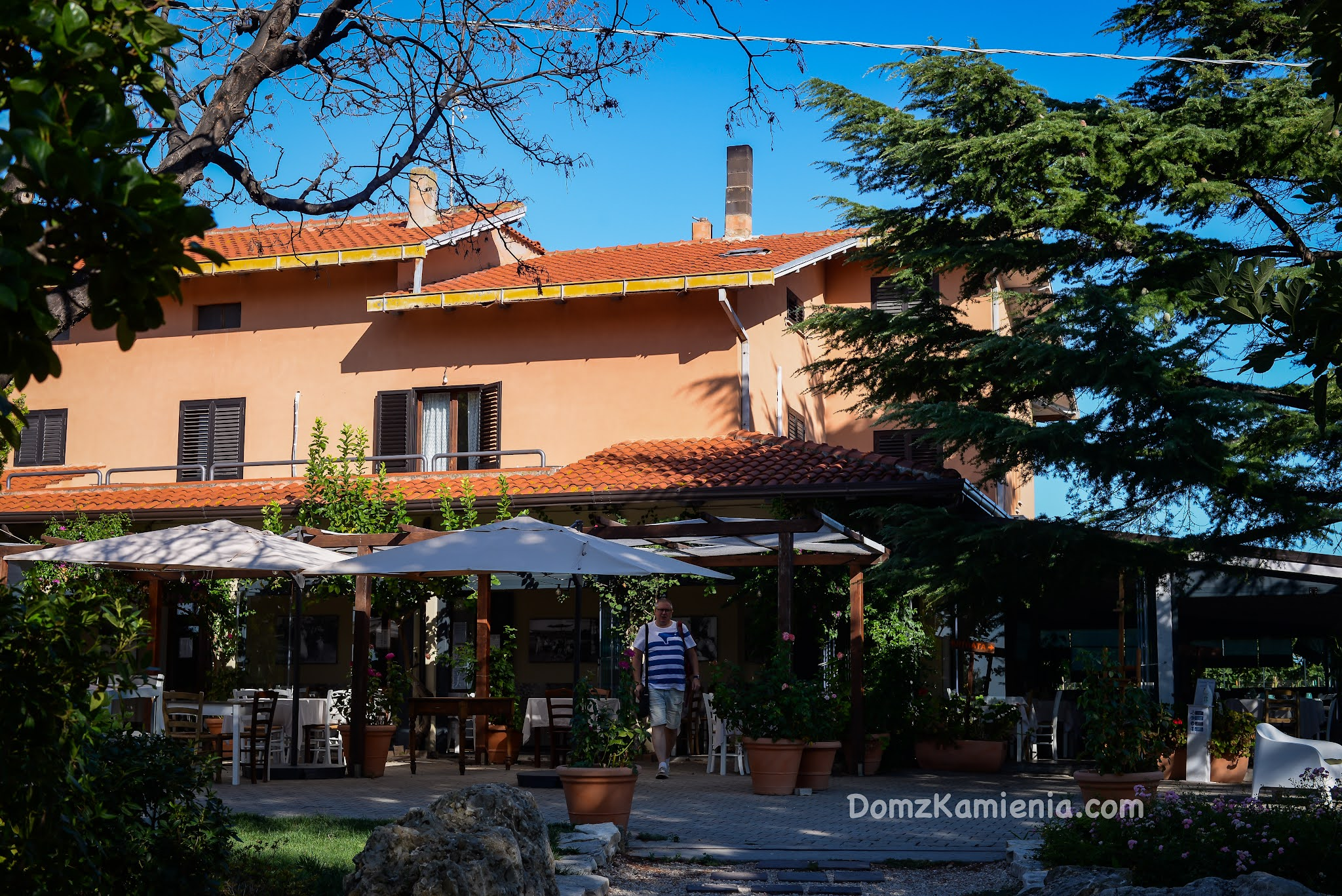 Santo Stefano Agriturismo Casalbordino - Dom z Kamienia blog
