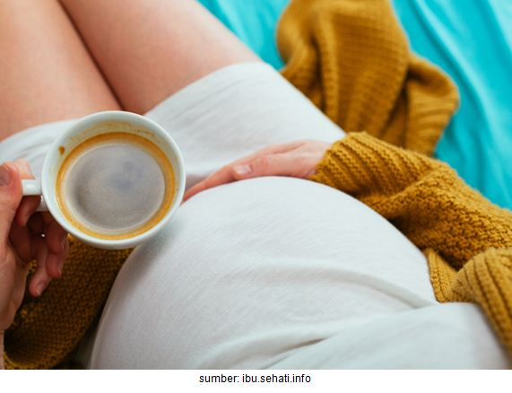 ibu hamil kafein