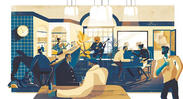 Bar de blues