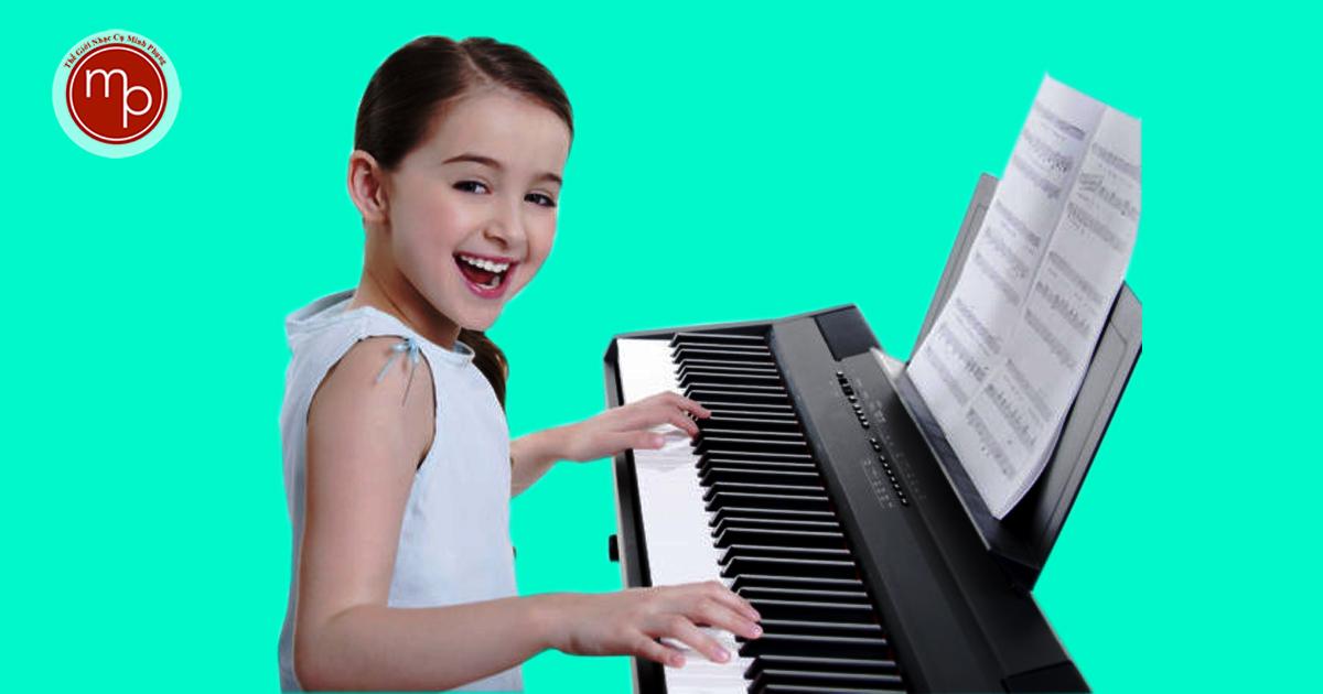 Hướng Dẫn Cách Chọn Mua Đàn Piano Cho Bé Mới Học