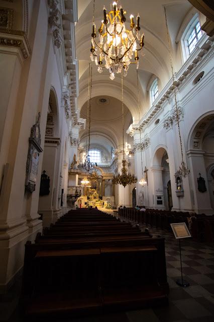 Chiesa Carmelitana-Varsavia