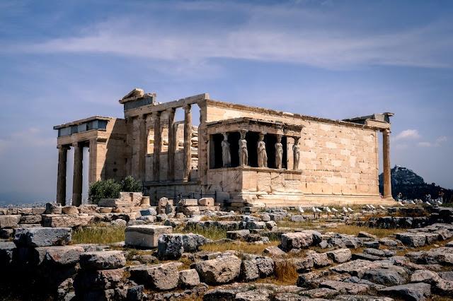 eretteo atene acropoli