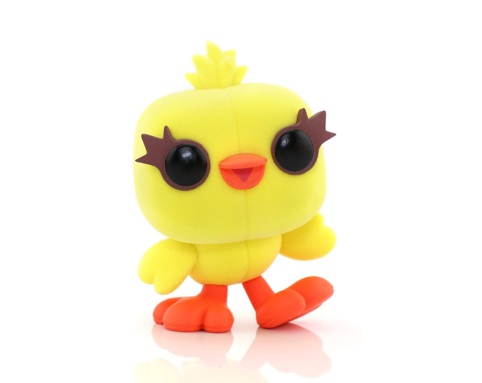 toy story 4 funko pop collection ducky flocked