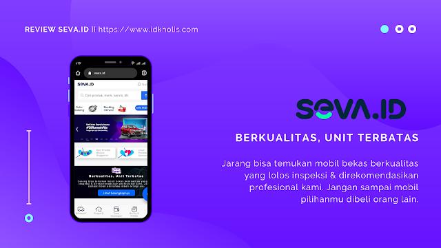 Tentang SEVA.ID Mobil Bekas