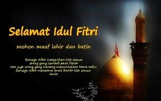 Hakikat Dan Makna Hari Raya Idul Fitri