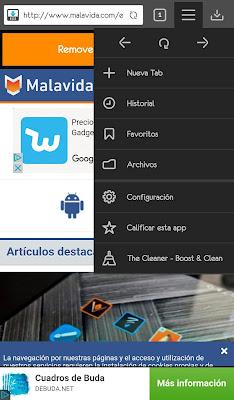 تطبيق DuckDuckGo Privacy Browser للأندرويد, تطبيق DuckDuckGo Privacy Browser مدفوع للأندرويد, DuckDuckGo Privacy Browser apk