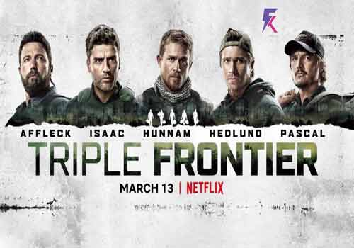 Triple Frontier 2019 Review Poster