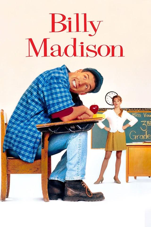 Billy Madison 1995 x264 720p Esub BluRay Dual Audio English Hindi THE GOPI SAHI