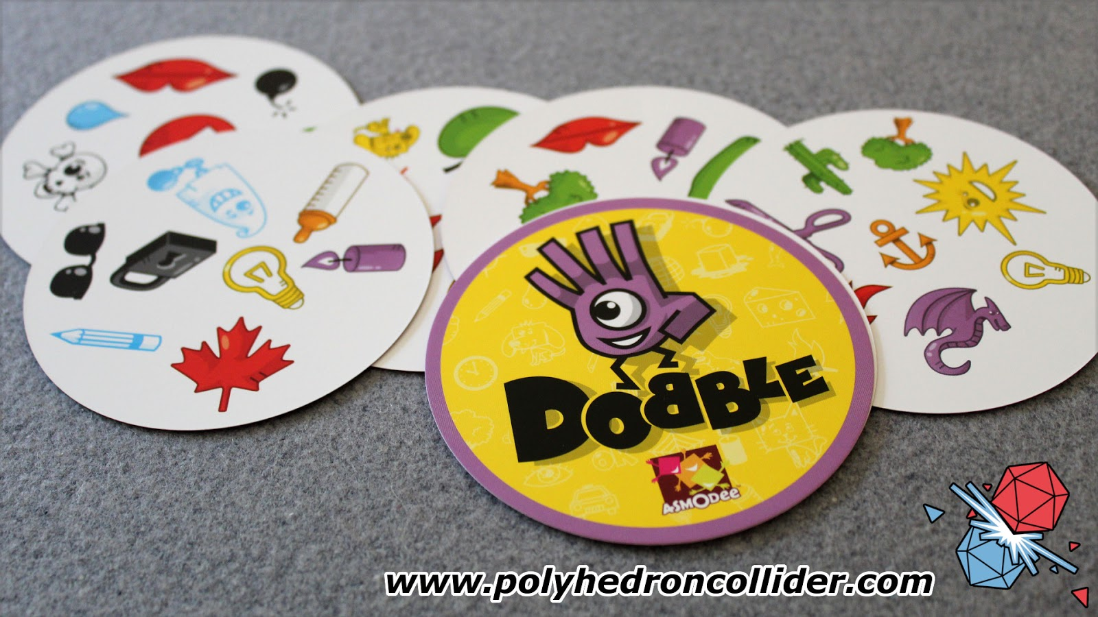 Dobble Game Review