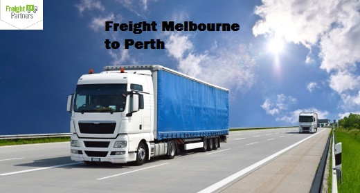 freight Melbourne to Perth