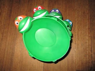 Teenage Mutant Ninja Turtles Cereal Bowls