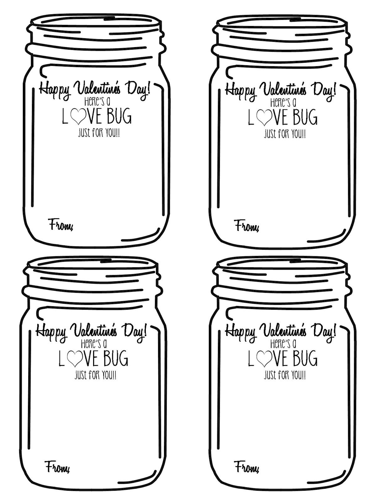 E Fast Lane Diy Handmade Class Valentines Free Printable