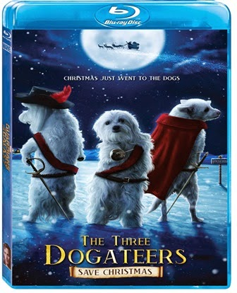 The three dogateers (2014) hindi dubbed latest masti.